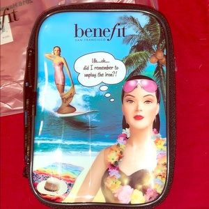 New Benefit Cosmetic Case